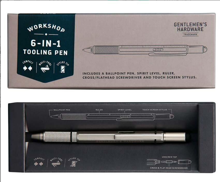 6-in-1 Tool Pen