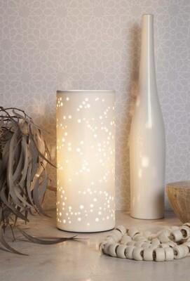 Ceramic Cylinder Lamp