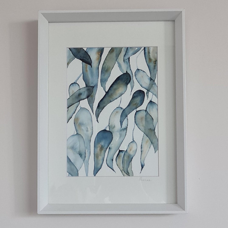 Falling Gums - Original Art