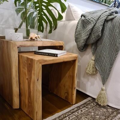 Imara Set x 2 Side Tables