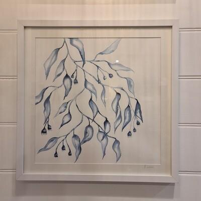 Gum Leaves - Original Art