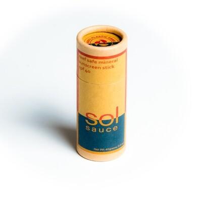 Sol Sauce Sunscreen Stick