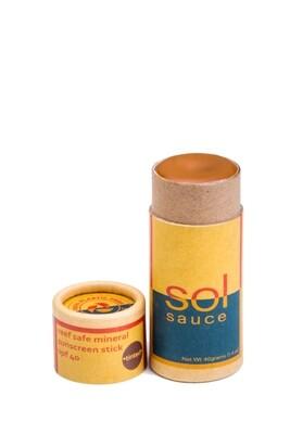 Sol Sauce Sunscreen Stick - Tinted