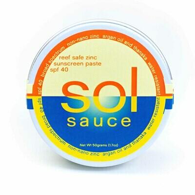 Sol Sauce Face Paste 50 grams