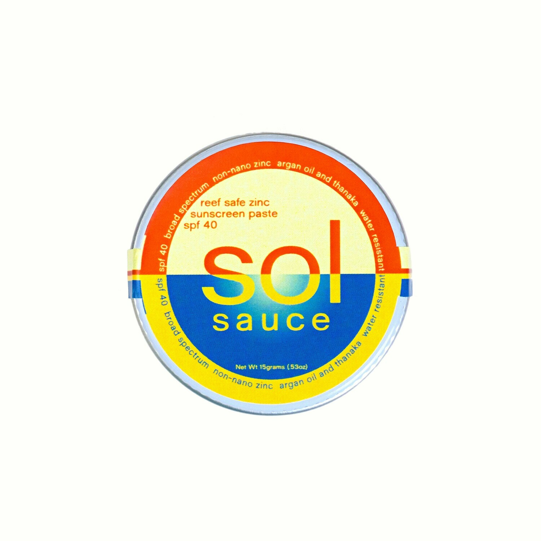 Sol Sauce Face Paste 15 grams