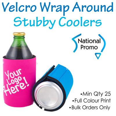 Standard Velcro Stubby Cooler