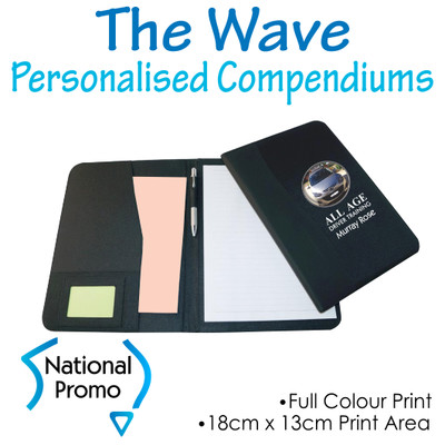 The Wave A4 Compendiums