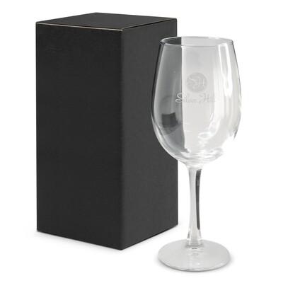 WINE GLASS WITH BOX
