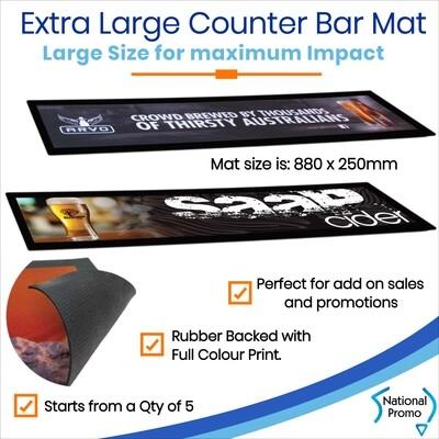 Extra Large Counter Bar Mat