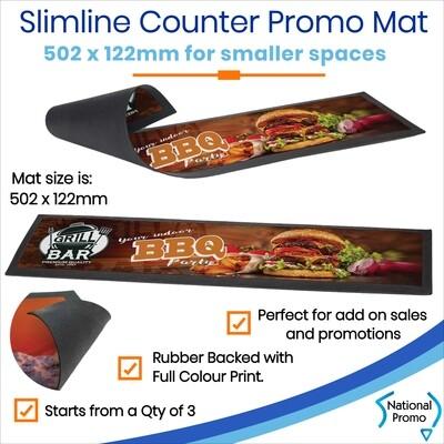 Slimline Counter Promo Mat