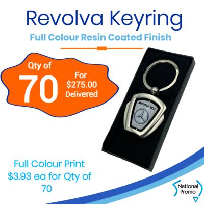 70x Revolva Keyring