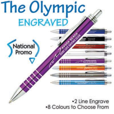 The Olympic Pens