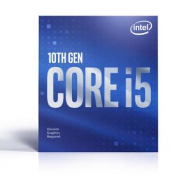 INTEL CPU 10TH GEN COMET LAKE I5-10400F 2.90GHZ LGA1200 12.00MB CACHE BOXED