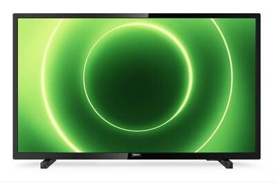 TV COLOR 32 pollici LED HD Smart TV WiFi PHILIPS 32PHS6605/12 BLACK EUROPA