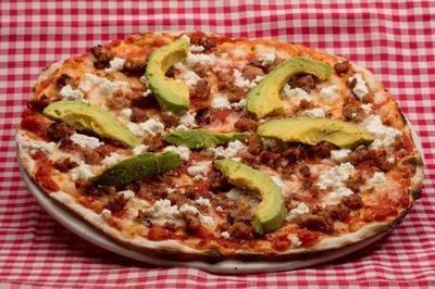 Tre Colore Pizza