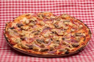 Veneziana Pizza