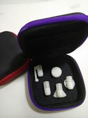 Microphone set Optimal for Sanken COS-11 (5 pcs.)