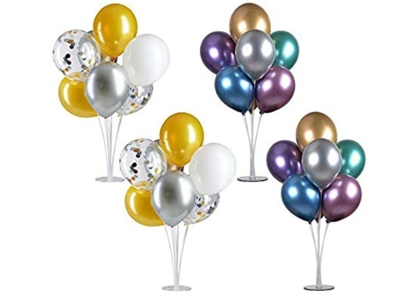 Table balloon stands (4)