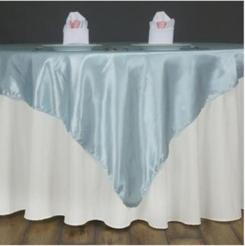 Baby Blue Table overlay