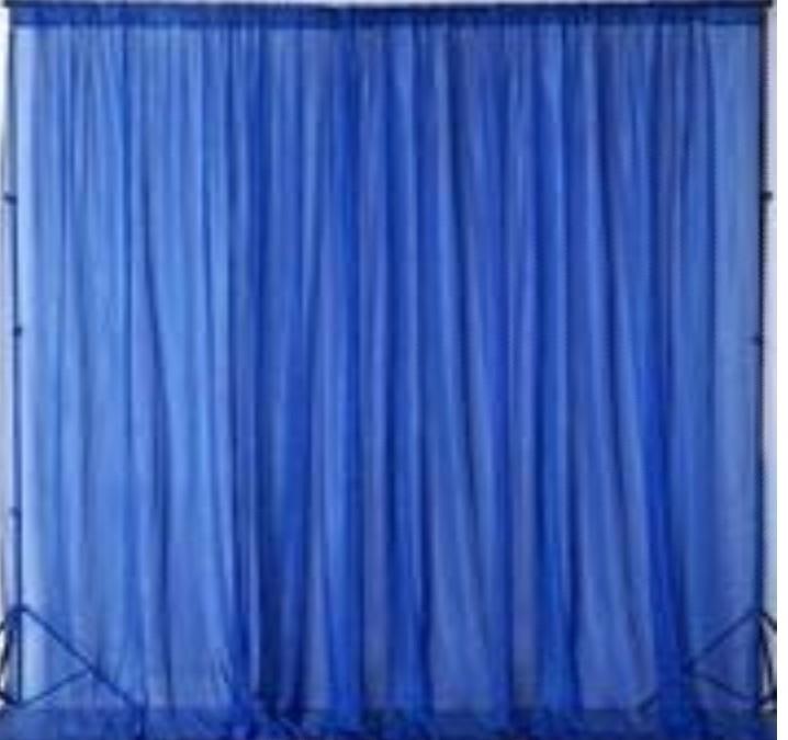 Royal blue backdrop curtain 50x 84' (1)
