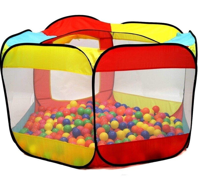 Colorful Kids Ball Pit/ balls included