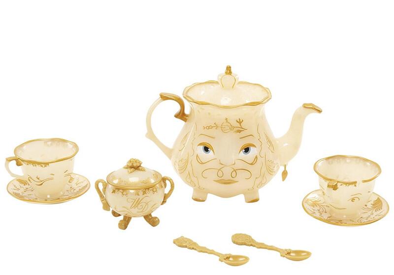 Enchanted Tea Set