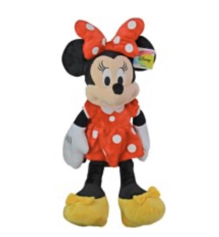 Extra Large Plush Mini Mouse
