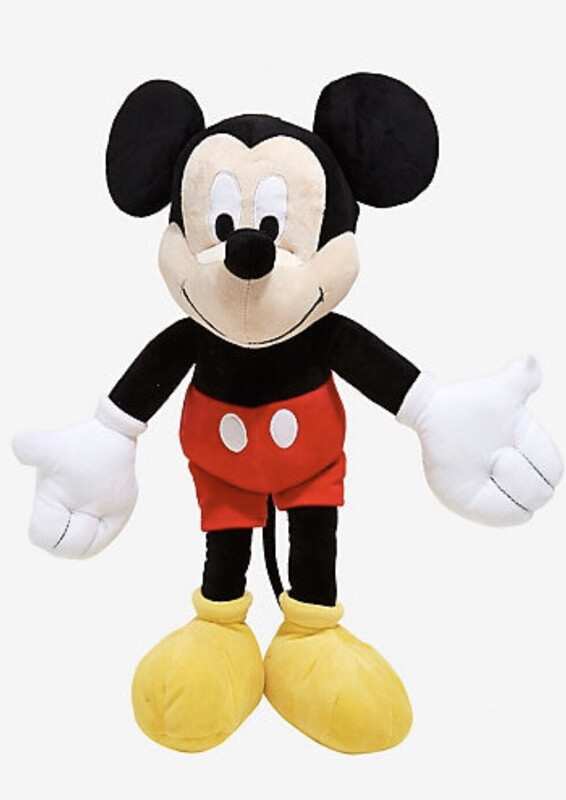 Extra Large Plush Mickey Mouse