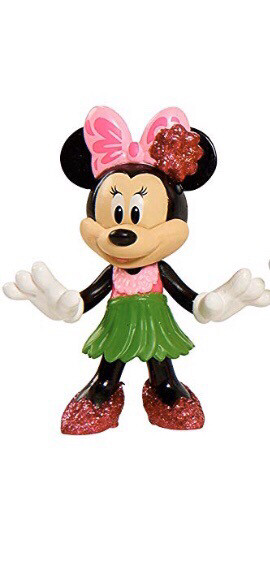 Minnie Mouse (set Of 5)