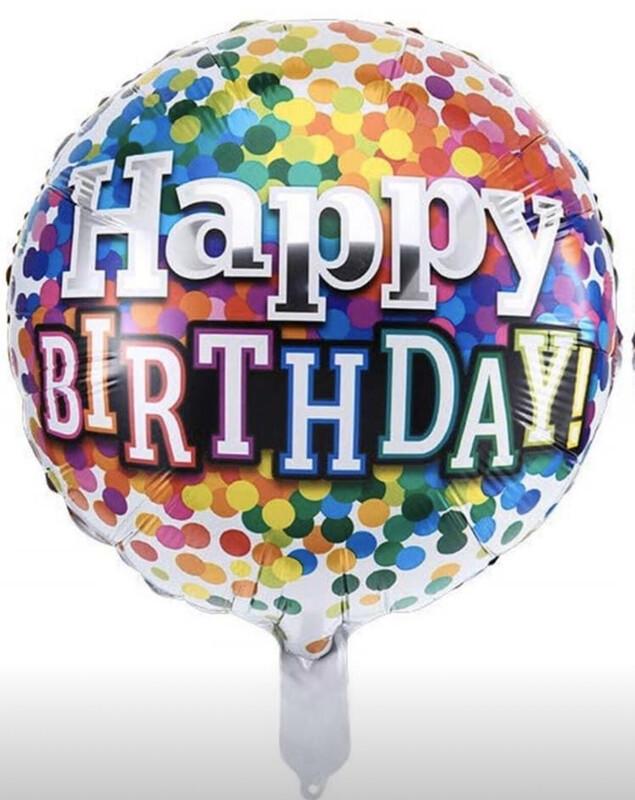 Happy Birthday (C)
