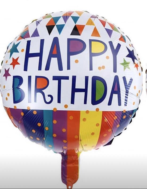 Happy Birthday Balloon (E)