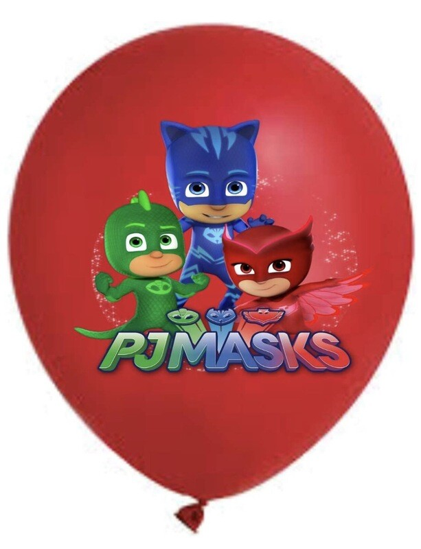 PJ mask Balloons