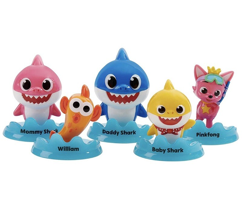 Baby Shark And Friends