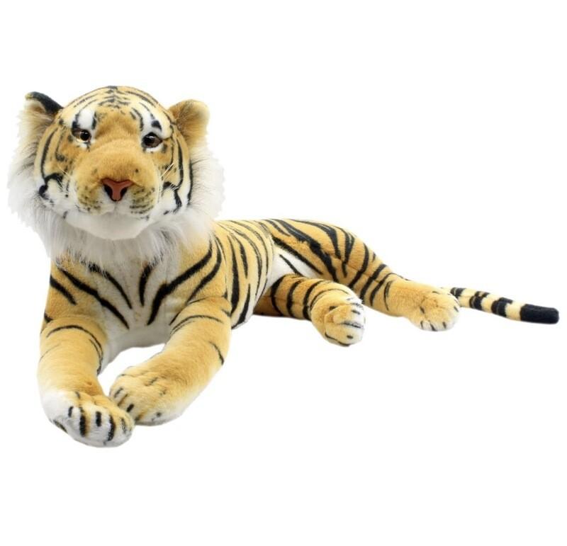 27 Inch Plush Tiger