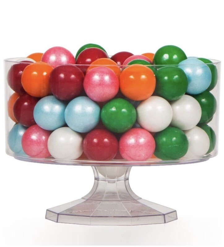 Clear Candy Bowl