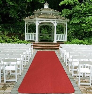 Red Carpet 4ft X 15 Ft