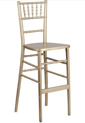 Gold Chiavari Barstool Chair