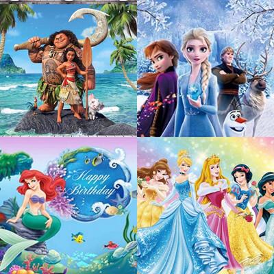 SGBES Disney Birthday Package B