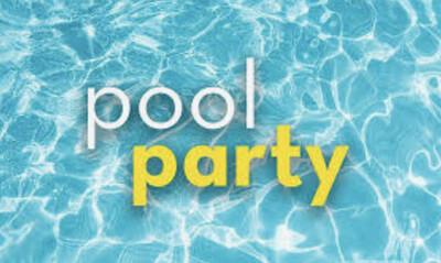 SGBES Pool Party Rental