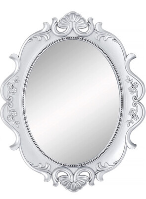 Silver Decorative Mirror