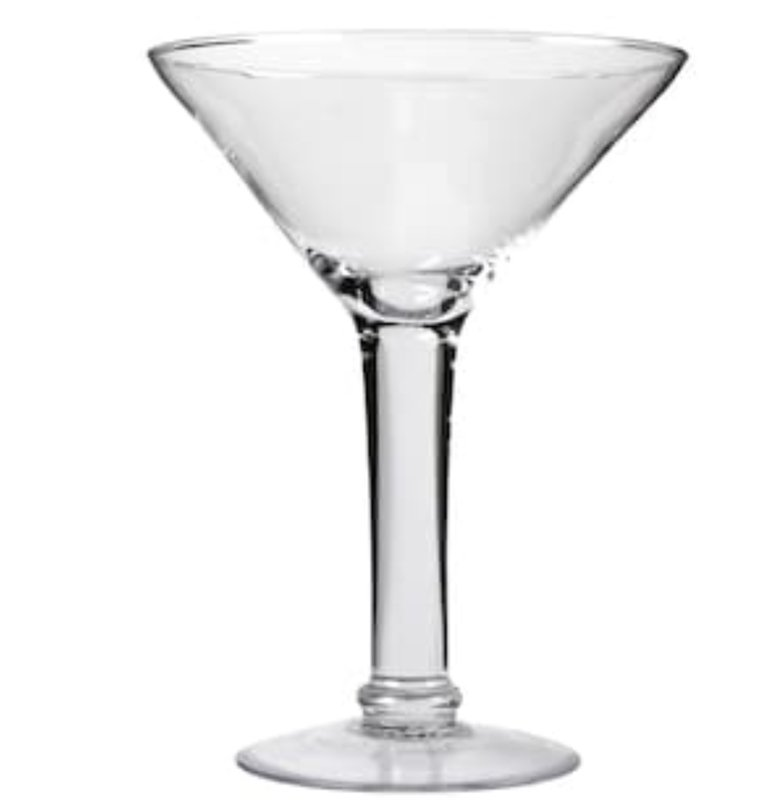 Large Martini Glass