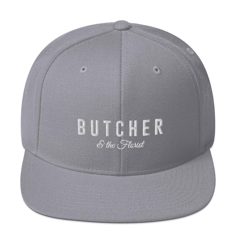 Butcher & the Florist Snapback Hat