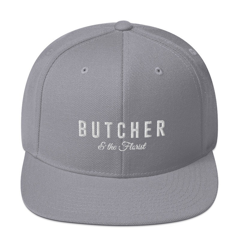 Butcher & the Florist Snapback Hat