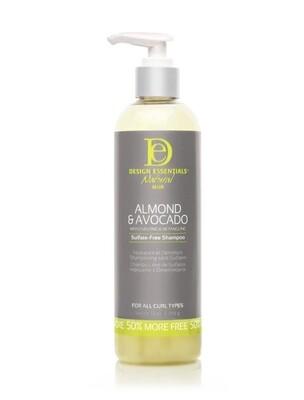 Moisturizing & Detangling Sulfate-Free Shampoo
