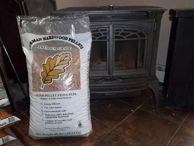 Turman Hardwood Pellets (SOLD OUT)