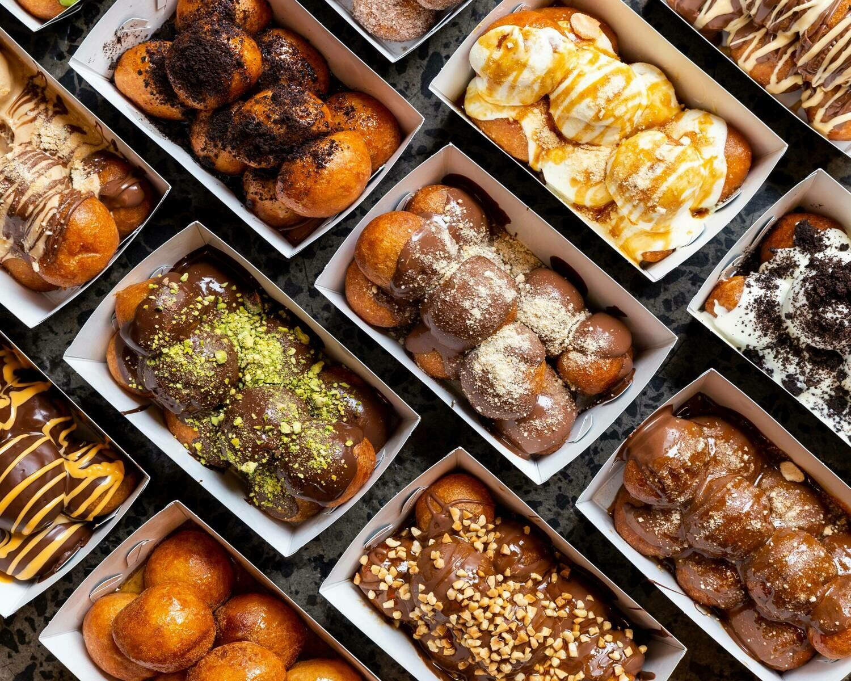 Death by chocolate - Vegan dessert tour