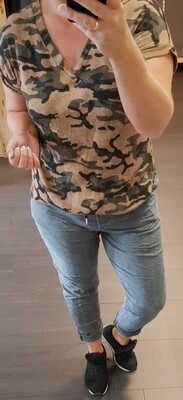 Army top bruin