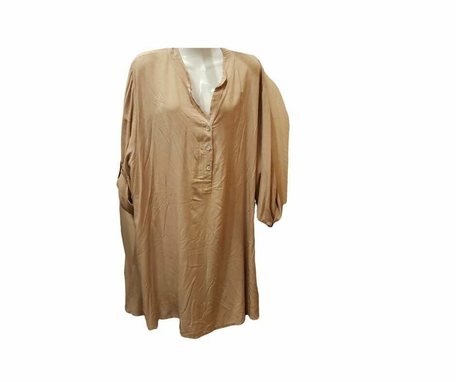 Plus size basic plus Camel