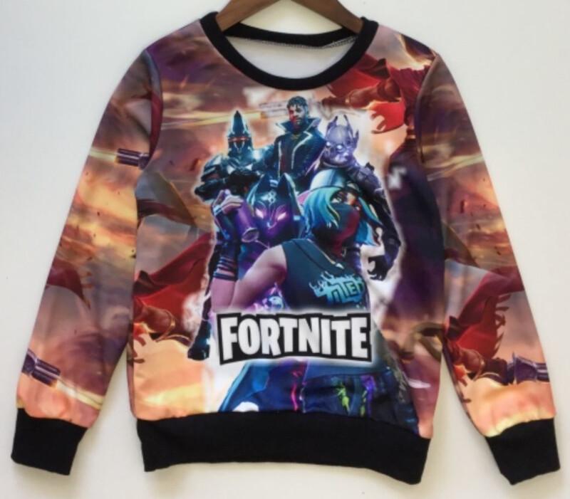 Fortnite sweater