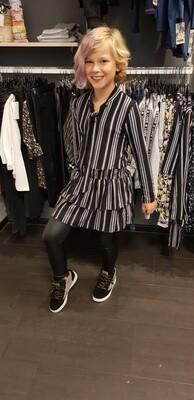 Streep jurk